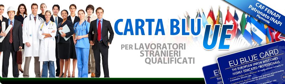 Come richiedere la Carta Blu UE per lavoratori stranieri qualificati
